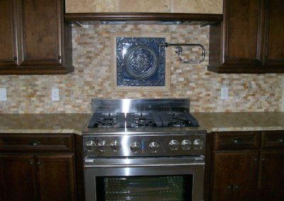Custom Kitchen Backsplash