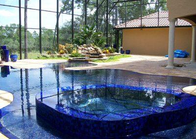 Custom Pool Tile