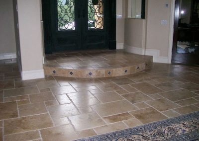Custom TIle by GVS Renovations