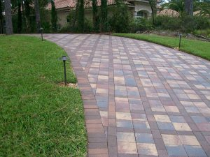 Driveway Paver Restoration & Sealing by GVS Custom Renovations
