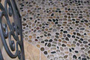 Custom Natural Stone Flooring by GVS Renovations