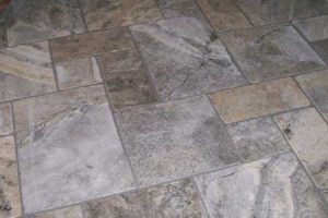 Resurfacing and Polishing Natural Stone Floors
