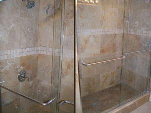 Tub to Shower Conversion by GVS Custom Renovations