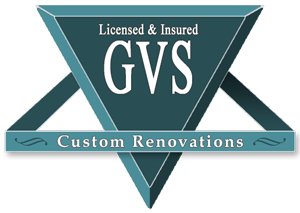 GVS Custom Renovations - logo